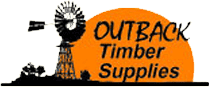 Outback Timber Supplies logo